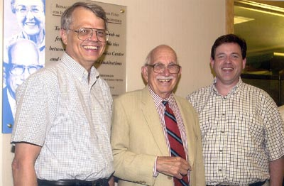 Arland Thornton, Ronald Freedman, Bill Axinn