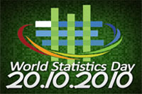 World Statistics Day logo