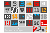 image of advent calendar from The Economist