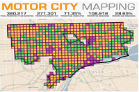 image of Detroit mapping project