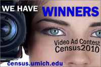 Census Contest Winners