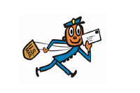 The Mr. Zip Code image from USPS