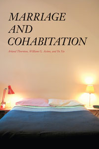 What is the main difference between cohabitation and marriage